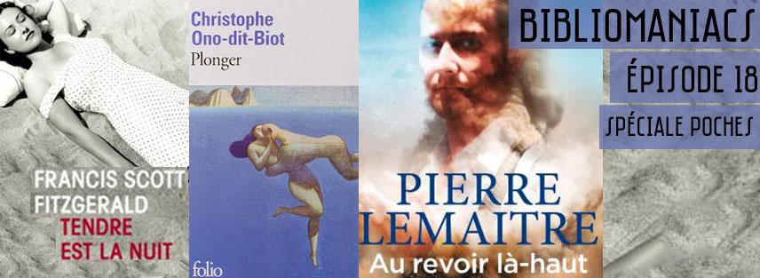 Bibliomaniacs – Juillet 2015