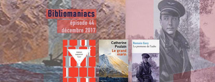 Bibliomaniacs – Décembre 2017