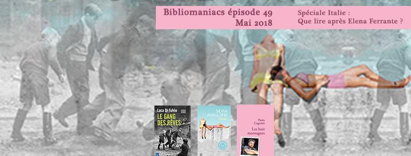Bibliomaniacs- Mai 2018