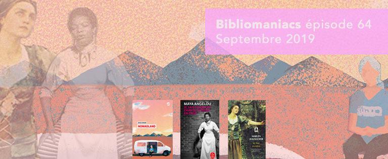 Bibliomaniacs Septembre 2019