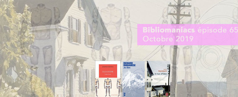 Bibliomaniacs – Octobre 2019