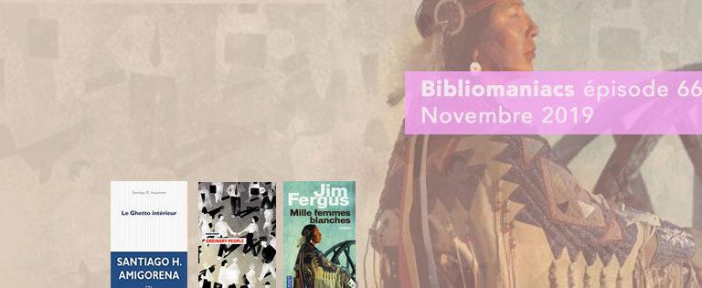 Bibliomaniacs – Novembre 2019