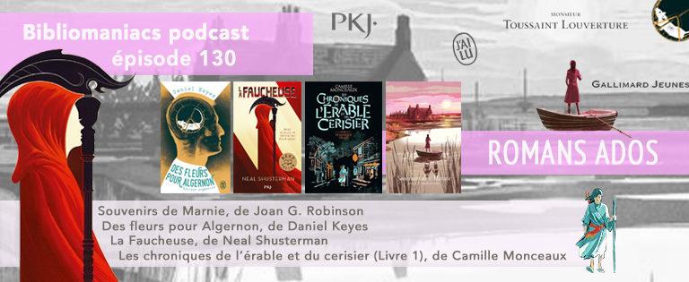 Bibliomaniacs – Episode 130 Spéciale Jeunesse